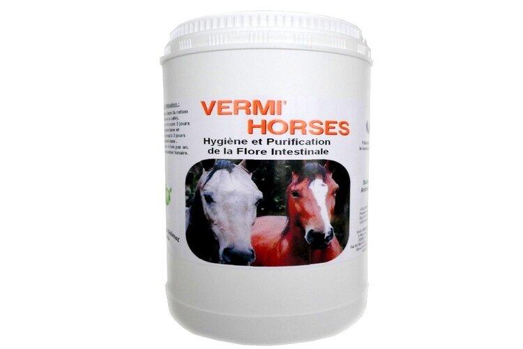 chevaux vermifuge naturel